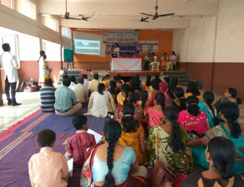 Guest Lecture on Cancer for Aasha Workers