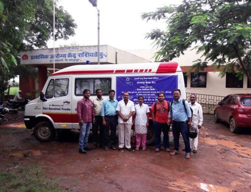 Cancer Awareness & Screening Camp Held At Rashivade