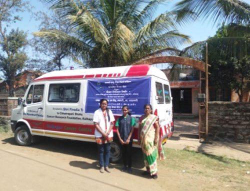 Cancer Awareness & Screening Camp Held at Talashi